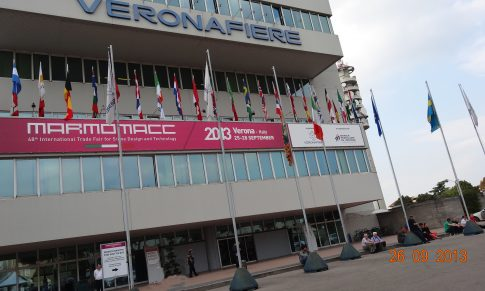 Marmomacc Exhibition in Verona