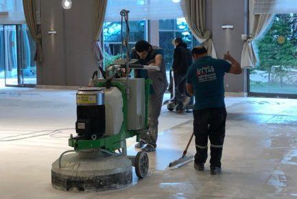 Marble Grinding & Polishing